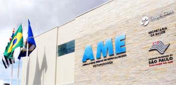 Concurso Rede de Hospitais AME Governo SP